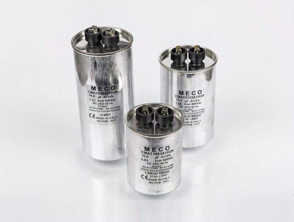 CMA1 - Kondensatoren zur Leistungsfaktorkorrektur
