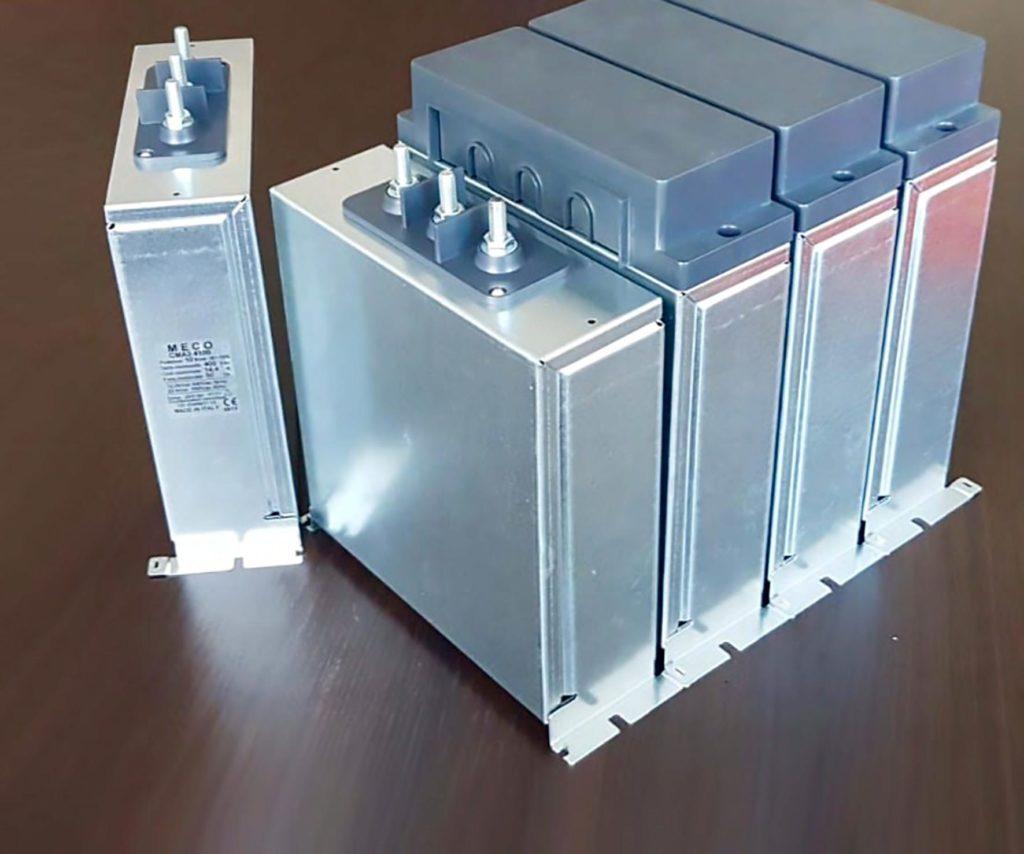 CMA3 - Kondensatoren zur Leistungsfaktorkorrektur